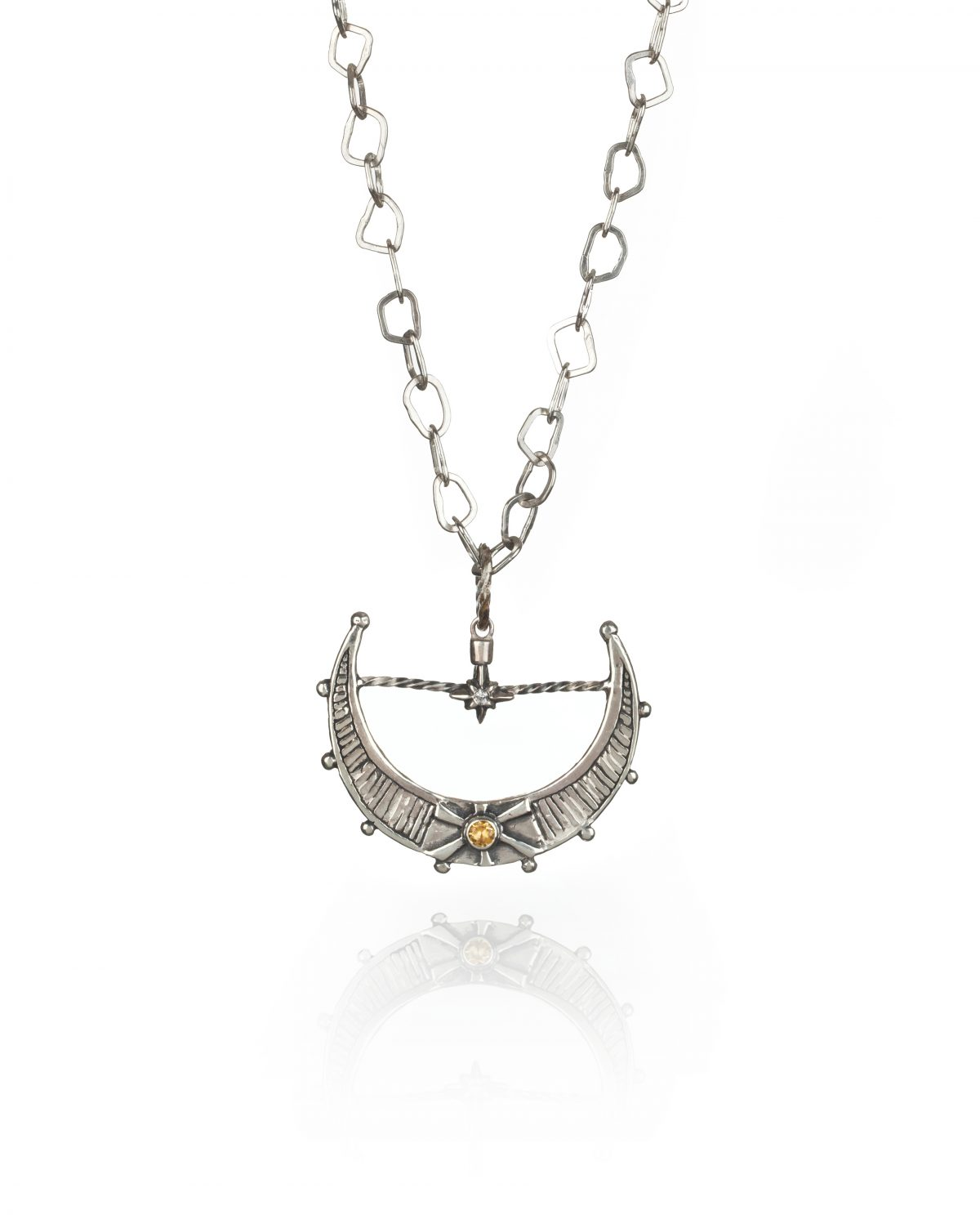 aurelia moon necklace