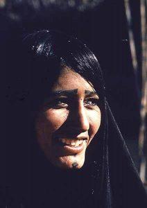 Arab-woman-tattoo