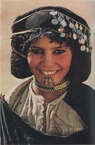 Berber, Morocco