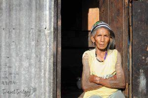 Butbut tribe woman