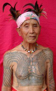 Kalinga Warrior