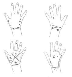 iraqi tattoos