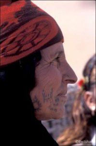 iraq tribe tattoo