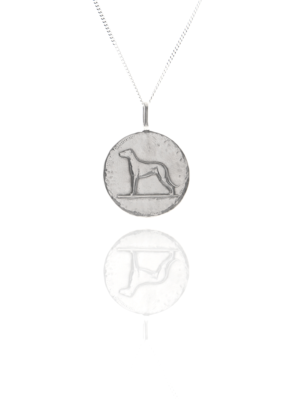 dog coin necklace