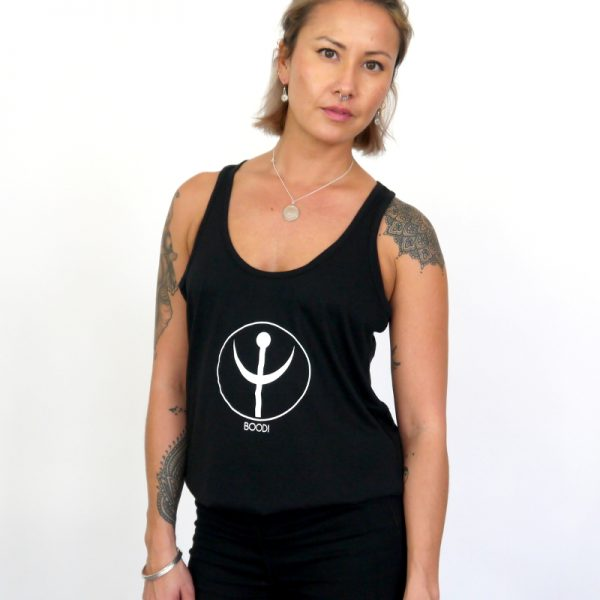 womens ethical vest top