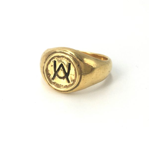 Animal Utopia Signet ring