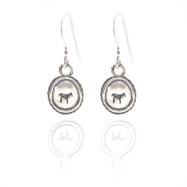Bau Animal Earrings