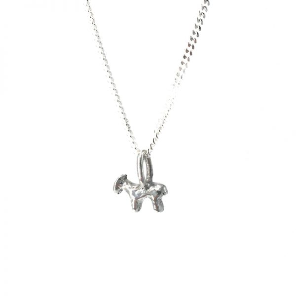 Animal Charm Necklace
