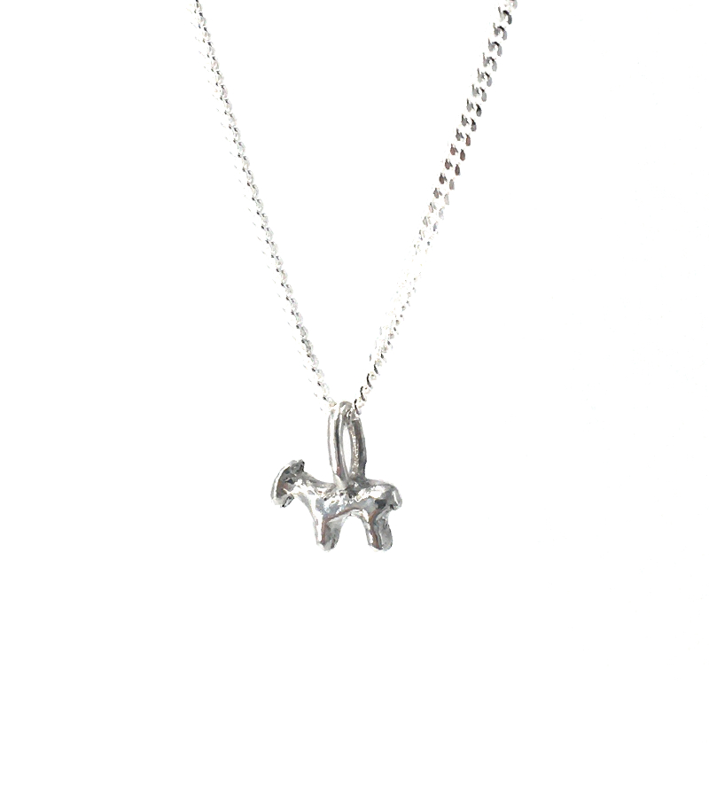 Carved Animal Necklace
